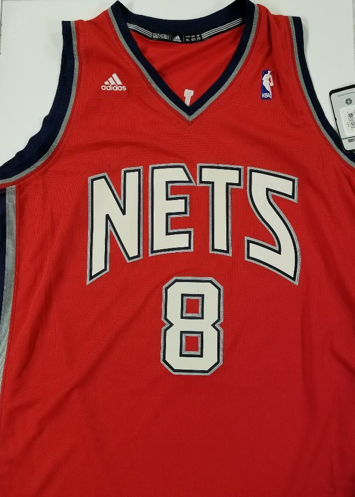 Deron Williams Autographed Signed New Jersey Nets Swingman Jersey Auto~  Beckett Authentic COA. Loading Images...  424.99 Price b65e4d83c