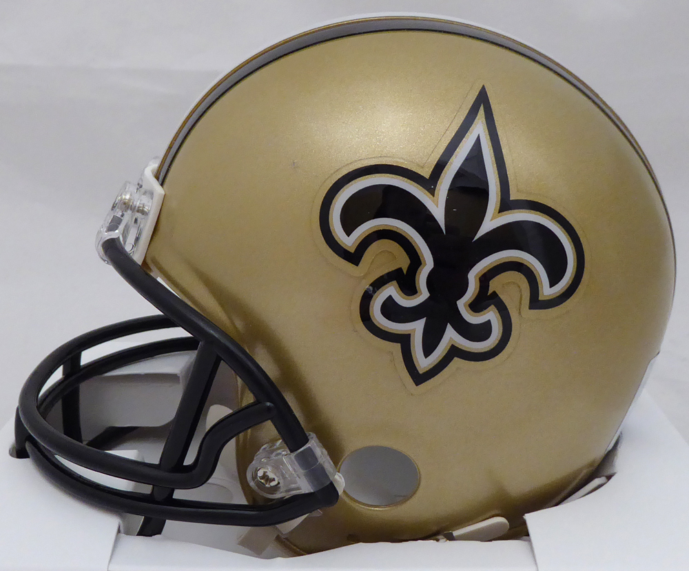 a88d40bc365 Drew Brees Autographed Signed Auto New Orleans Saints Mini Helmet - Beckett  Certified. Loading Images...  429.99 Price
