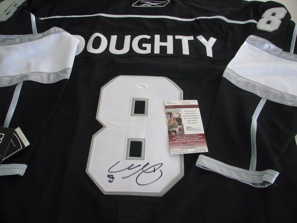 Drew Doughty Autograph Memorabilia JSA 62181abfd
