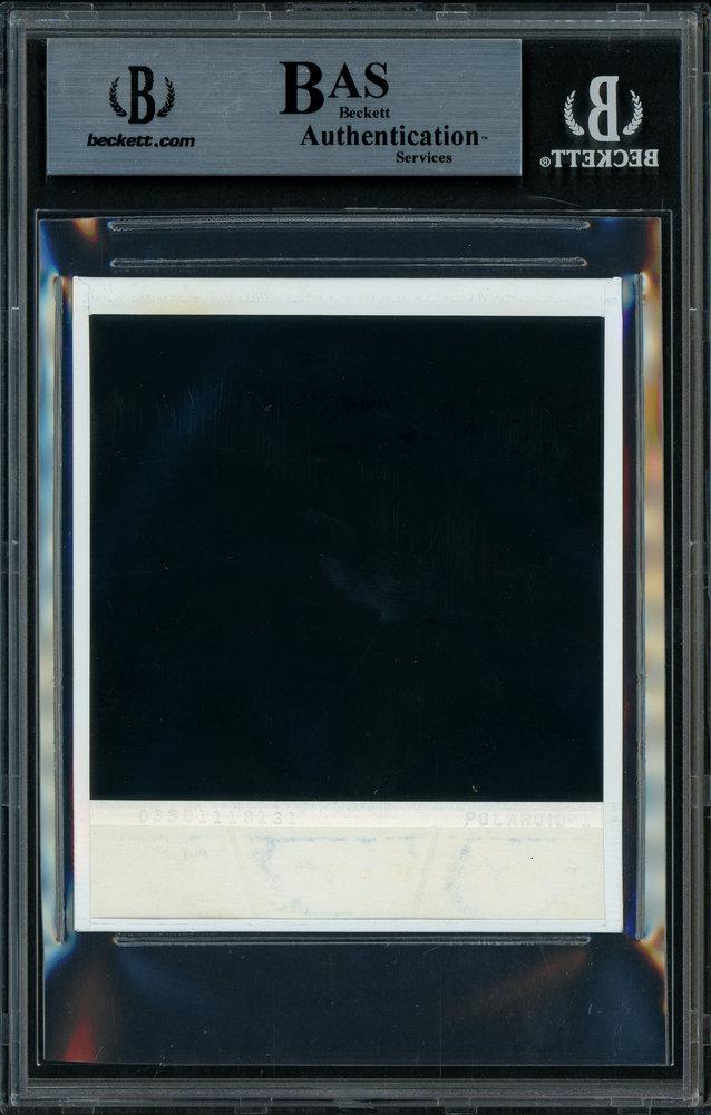 Ellen DeGeneres Autographed Signed 3.5x4 Polaroid Photo TV Host Vintage Beckett BAS 11484800 Image a