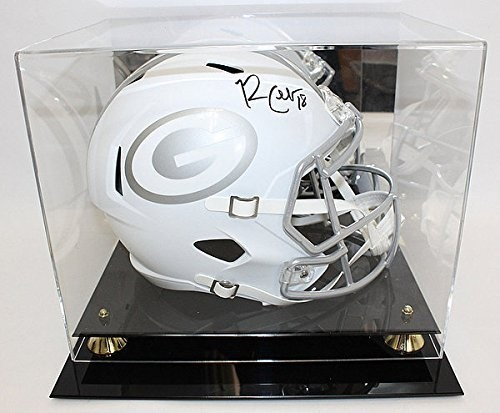 Full Size Football Helmet Display Case - Collector's Edition Image a