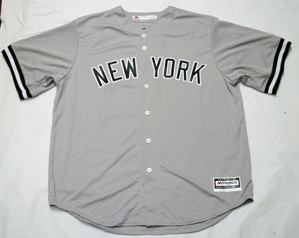 Gary Sanchez Yankees Autographed Signed Majestic Away Jersey with ... 78904f5ad0c