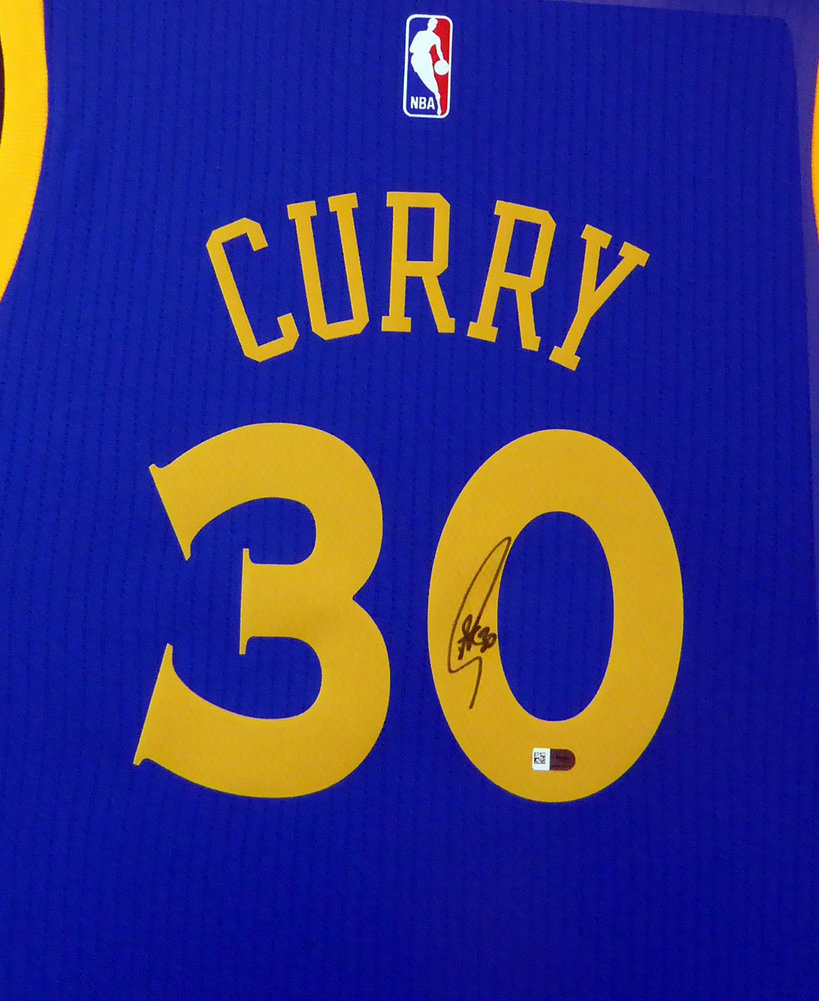 459ad360d8c Golden State Warriors Stephen Curry Autographed Signed Fanatics The Town  Jersey - Certified Authentic. Loading Images...  1190.99 Price