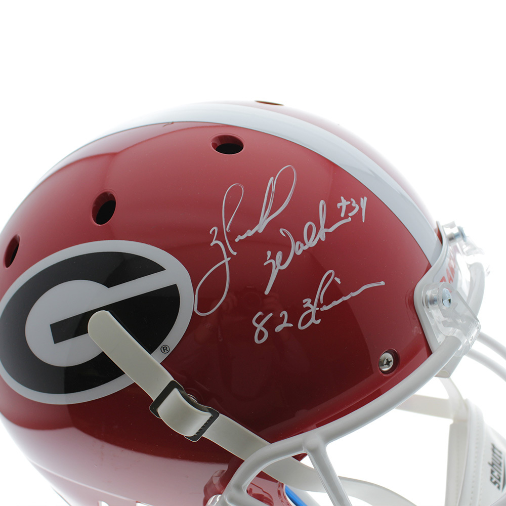 0fdba5548 ... Autographed Signed Schutt Full Size Replica Helmet with 82 Heisman  Inscription w  White Marker - Beckett Certification. Loading Images...   463.99 Price