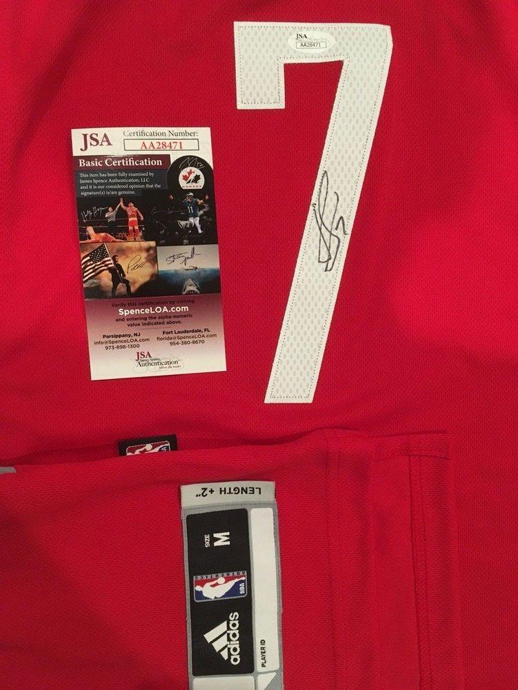 9bf515ede Jeremy Lin Autographed Signed Memorabilia Nba Rockets Offical Swingman  Jersey Nets JSA. Loading Images...  280.99 Price