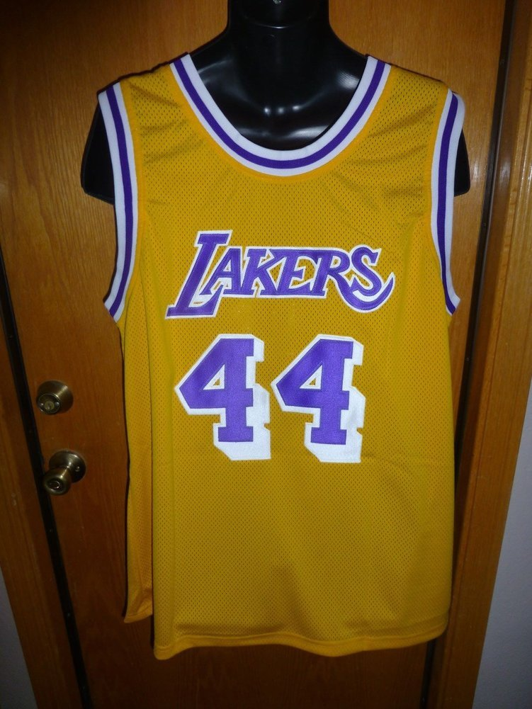 4424db2414e8 Jerry West Autograph   Autographed Signed Autograph Lakers Jersey With  Beckettation Bas. Loading Images...  483.99 Original
