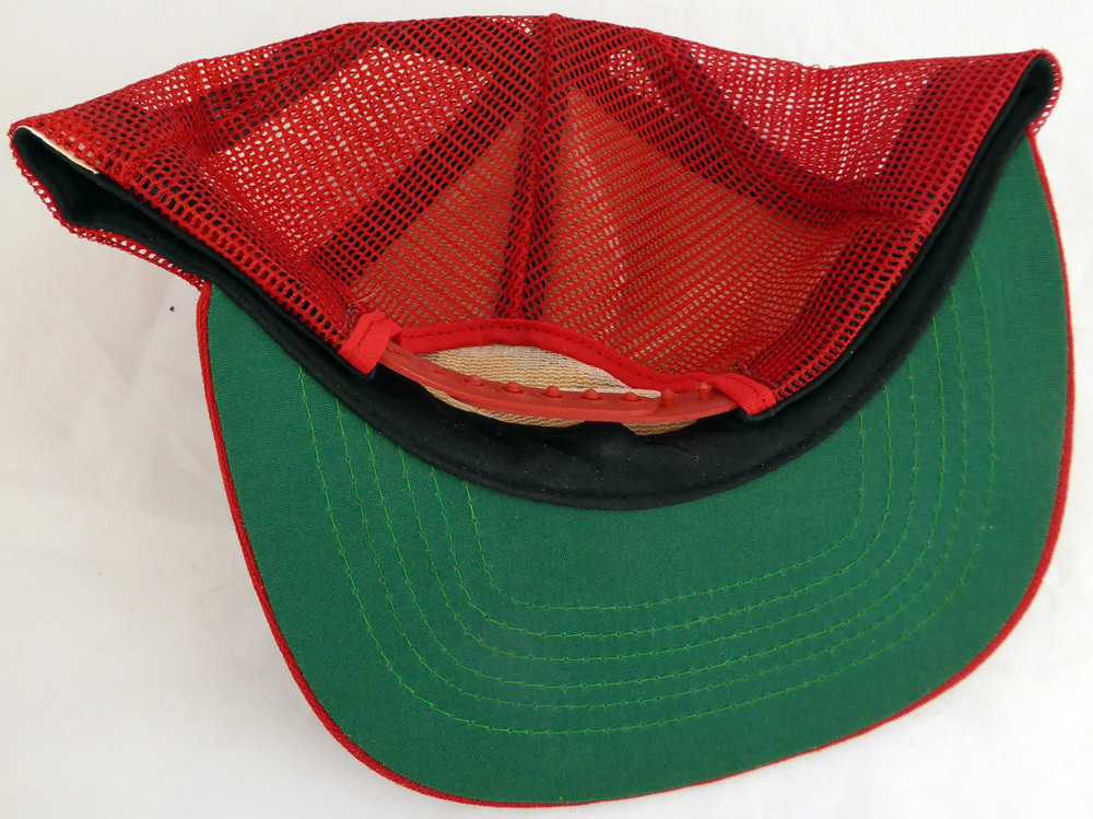 41ef5d1d Jim Valvano Autographed Signed Coach V Hat - Beckett Authentic. Loading  Images... $1471.99 Price