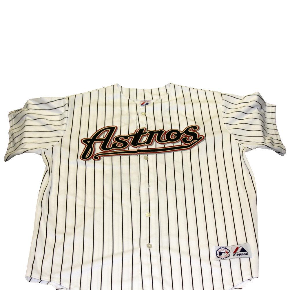 wholesale dealer b772b be21c Jimmy Wynn Houston Astros Unsigned Majestic Baseball Jersey ...