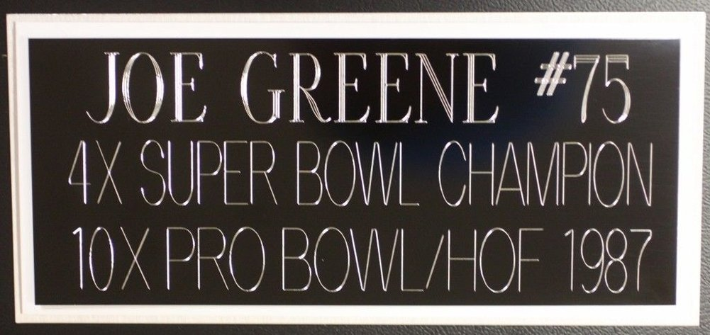 0074373ff Joe Greene Autographed Signed HOF 87 And Framed White Steelers Jersey  Memorabilia - JSA Authentic. Loading Images...  1346.99 Price