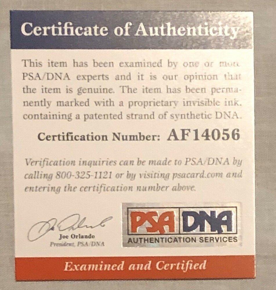 John Dorsey Autographed Signed Autographed Cleveland Browns Sweatshirt Buddy Boy PSA/DNA Image a