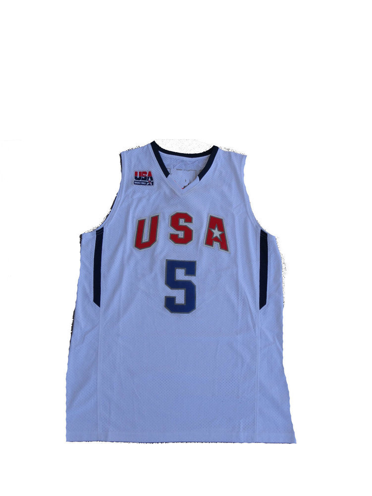 cozy fresh 2d446 60c1b Kevin Durant Autographed Signed United States Usa 2010 ...
