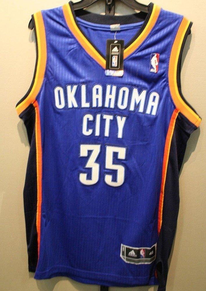ae29c30c7 Kevin Durant Kd Okc Thunder Autographed Signed Adidas Nba Jersey Beckett  Authentic Memorabilia. Loading Images...  741.99 Original