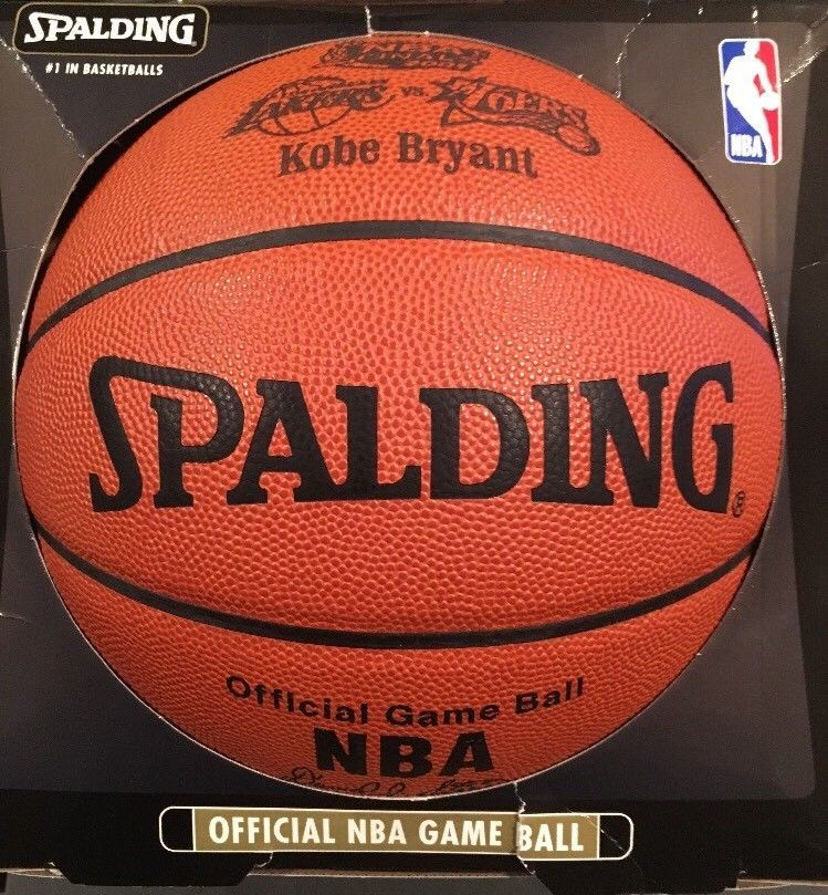 352238c005bd Kobe Bryant Autographed Signed 2001 Nba Finals Pro Game Basketball Autograph  Psa Dna Authentic. Loading Images...  1219.99 Price
