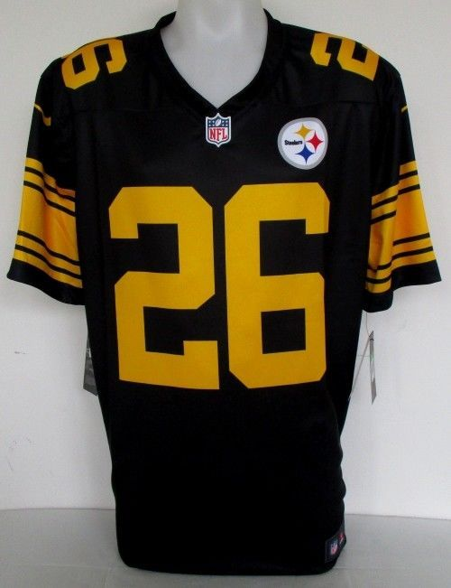 huge discount 91ba3 748a2 Le'Veon Bell Autographed Signed Pittsburgh Steelers Nike ...