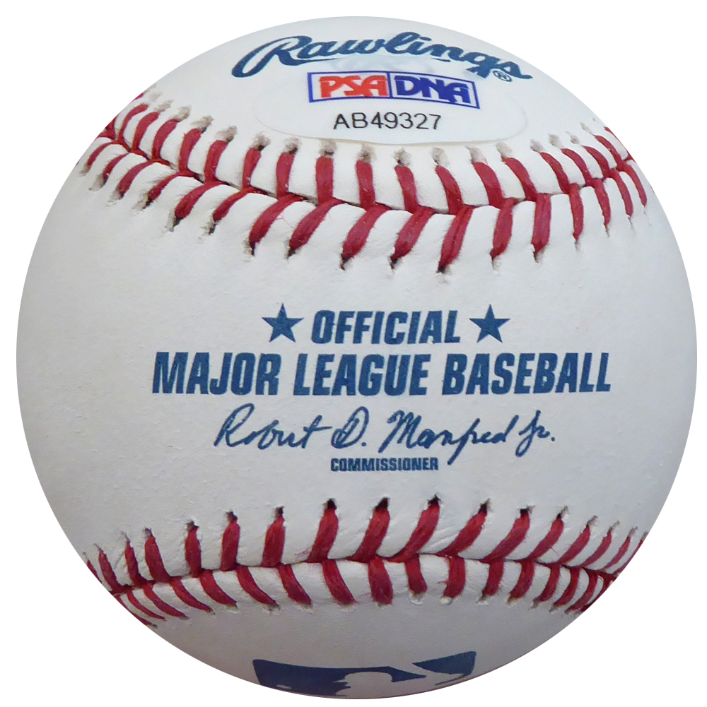 81ffa88d1a6 ... Marcus Stroman Autographed Signed Official MLB Baseball Toronto Blue  Jays - Beckett Authentic Image a