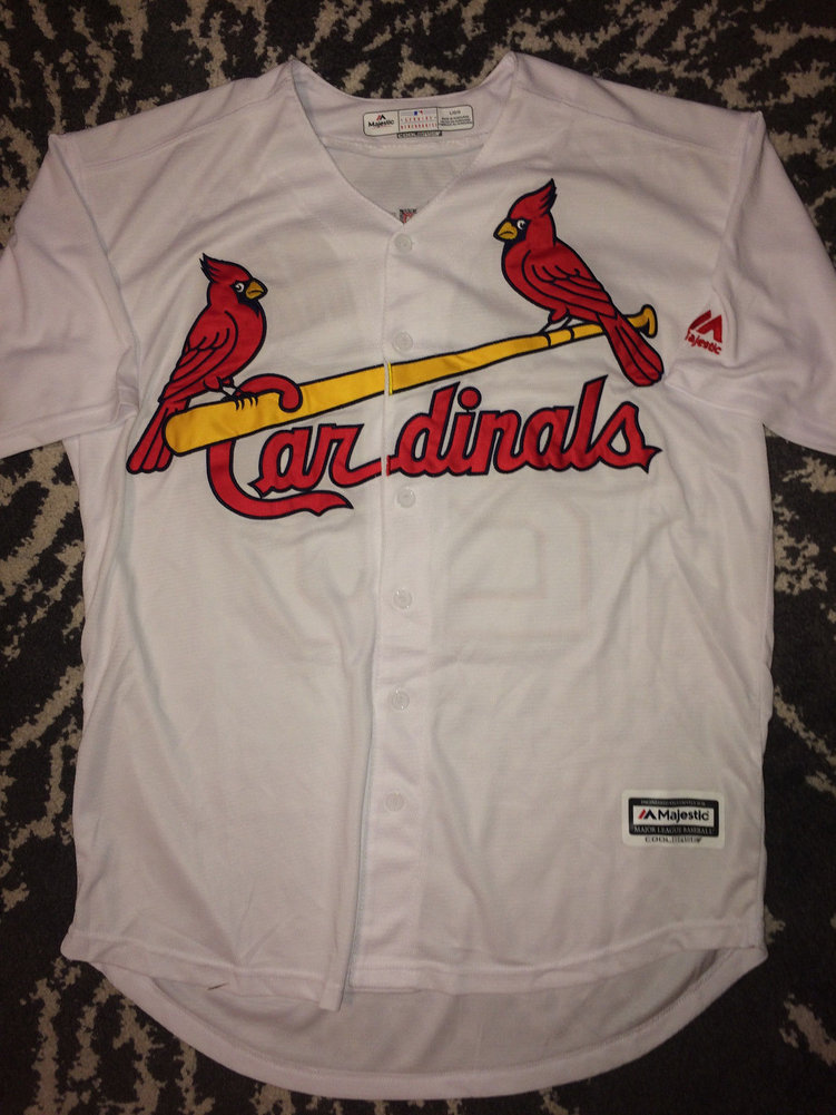 detailing a78ee e2d2b Mark Mcgwire Autographed Signed St Louis Cardinals Jersey ...