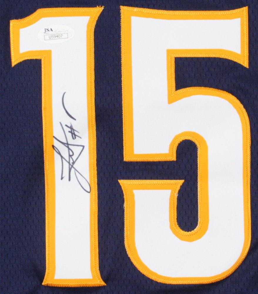 Nikola Jokic Autographed Signed Memorabilia Denver Nuggets