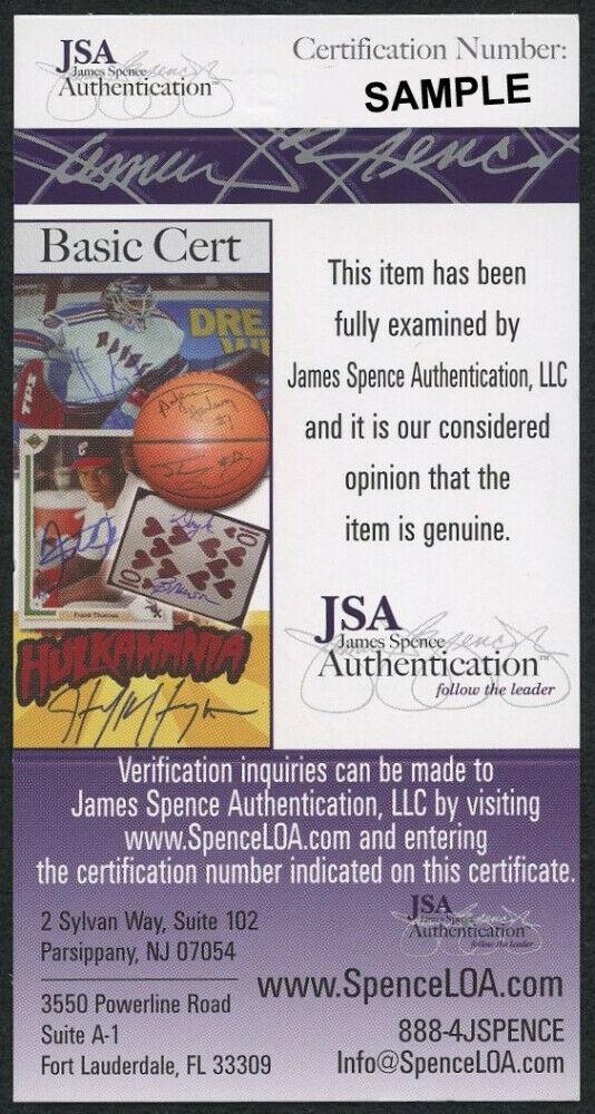 Pau Gasol Autographed Signed San Antonio Spurs Jersey (JSA COA) NBA Rookie Of The Year 2002 Image a