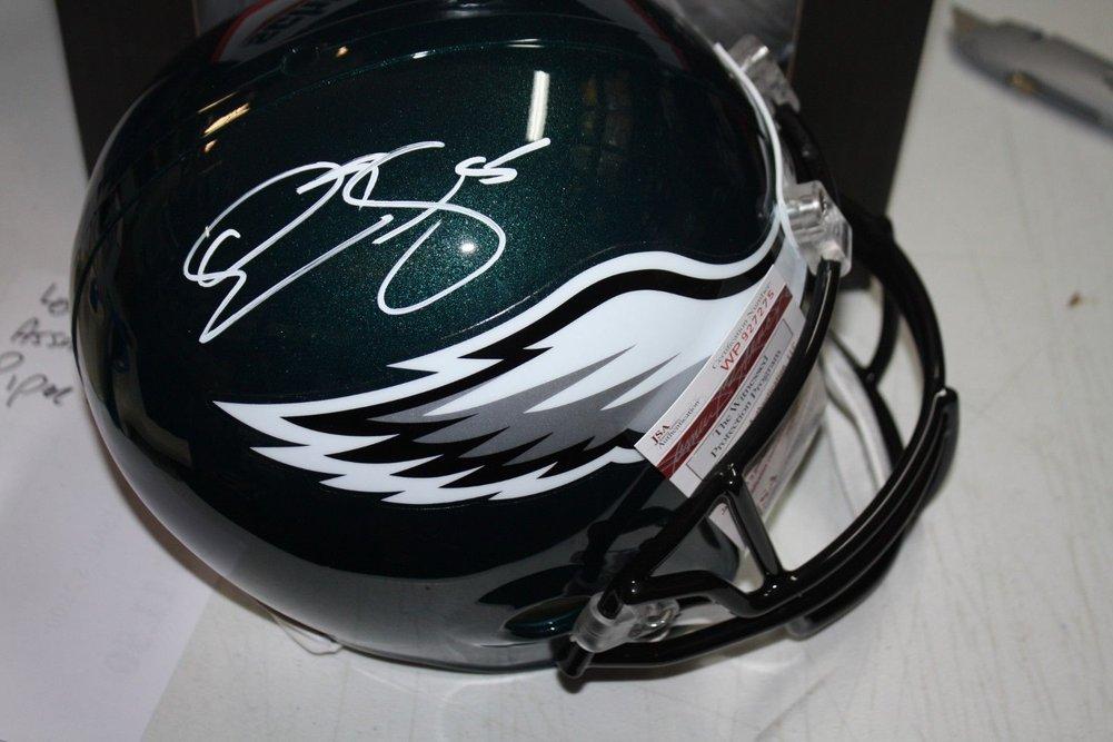 Philadelphia Eagles Donovan Mcnabb  5 Autographed Signed F S Riddell ... 2f73d55eb
