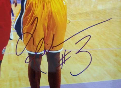 Quentin Richardson Autographed Signed 16x20 Photo Los Angeles Clippers - PSA/DNA Certified Image a