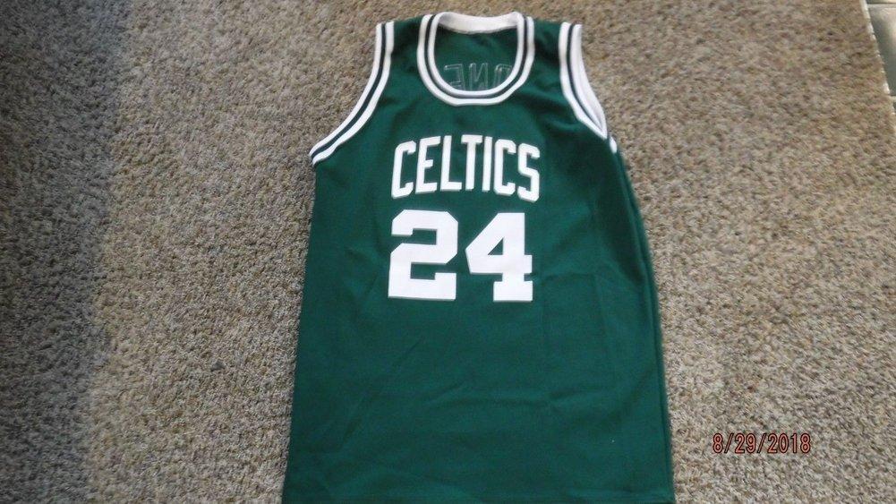quality design d6d87 a323b Sam Jones Show Autographed Signed Autograph Celtics ...