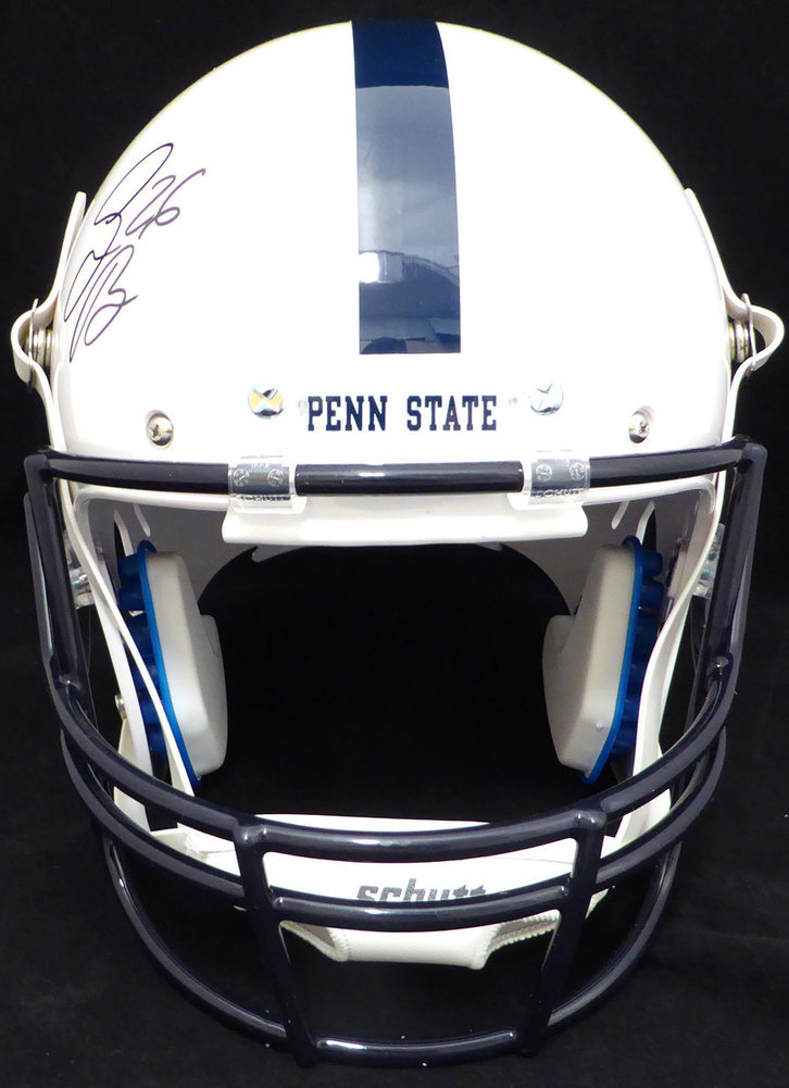 b134392eb Saquon Barkley Autographed Signed Penn State Nittany Lions Full Size  Replica Helmet - Beckett Authentic. Loading Images...  529.99 Price
