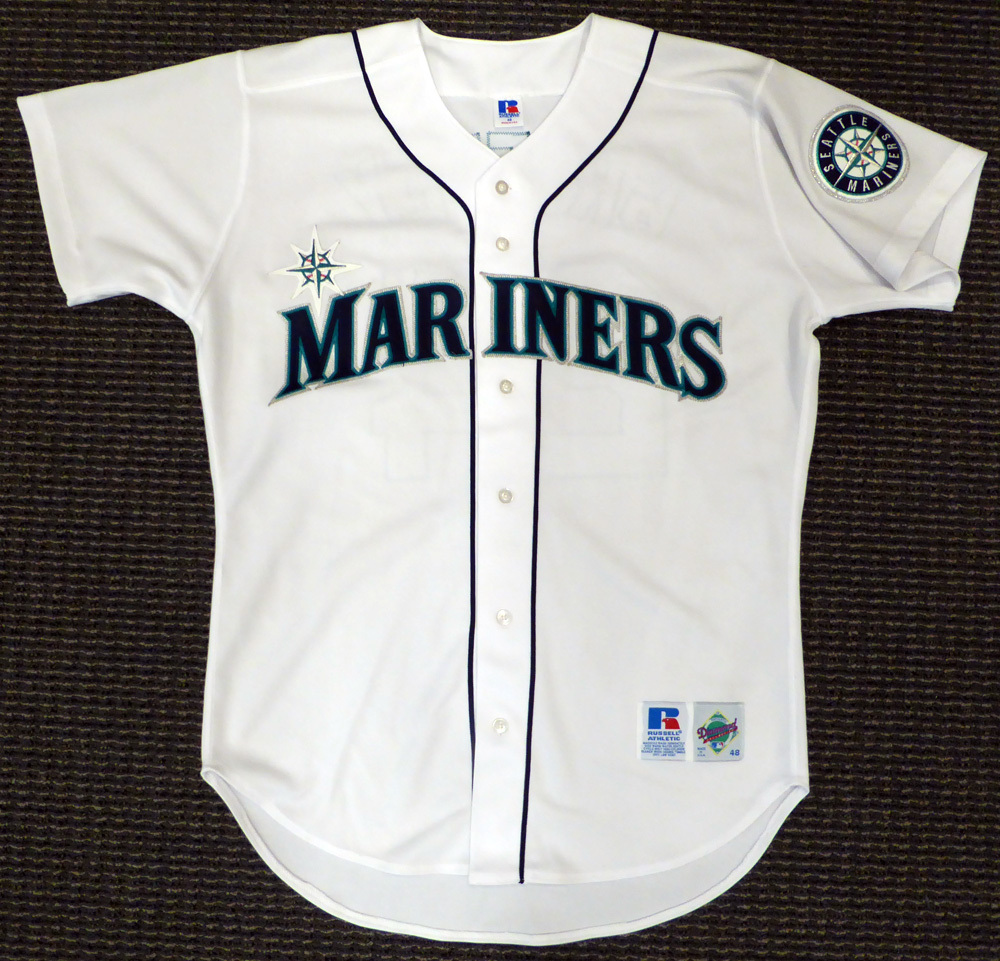 Seattle Mariners Ken Griffey Jr. Autographed Signed White Russell Authentic  Jersey - Beckett Authentic. Loading Images...  1394.99 Price ef0fdfd75