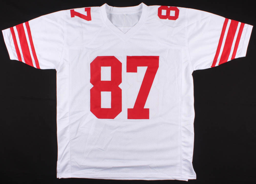 the latest a4cd2 eaa85 Sterling Shepard Autographed Signed New York Giants Jersey ...