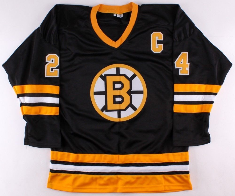 Terry O Reilly Autographed Signed Boston Bruins Black Road Captain s Jersey  - JSA Authentic. Loading Images...  236.99 Price ec9dca43a