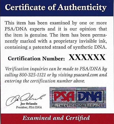 Vinny Testaverde Autographed Signed 1990 Topps Card #407 - PSA/DNA Certified Image a