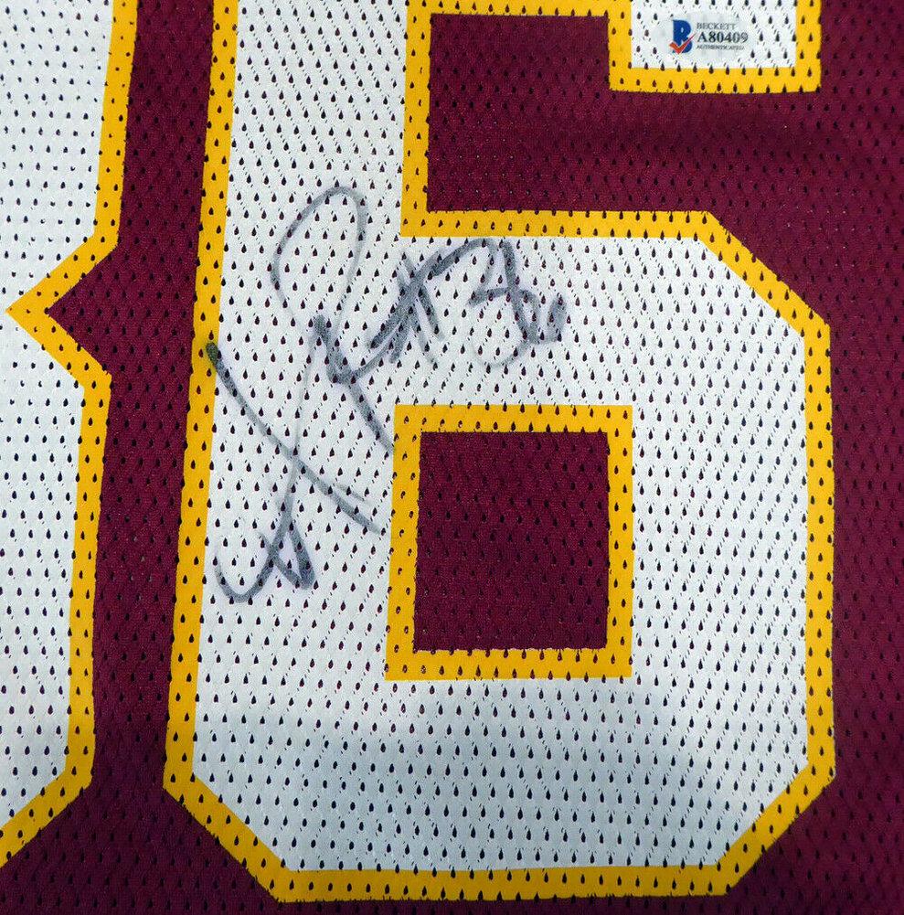 pretty nice 86387 b694c Washington Redskins Sean Taylor Autographed Signed ...