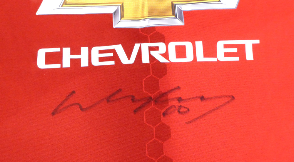 efed13fa31d Wayne Rooney Autographed Signed Manchester United Adidas Authentic Red  Jersey Size XL Memorabilia - Beckett Authentic. Loading Images... $554.99  Price