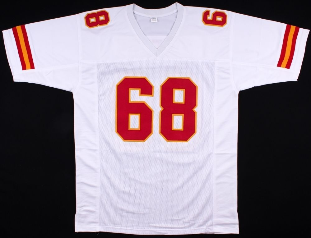 Will Shields Autographed Signed White Chiefs Jersey Inscribed Hof 15 - JSA  Certified. Loading Images...  154.99 Price ff74c1927