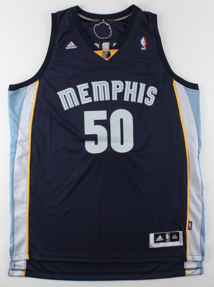 Zach Randolph Autographed Signed Grizzlies Jersey - JSA Certified. Loading  Images...  344.99 Price 0bad9e9ee