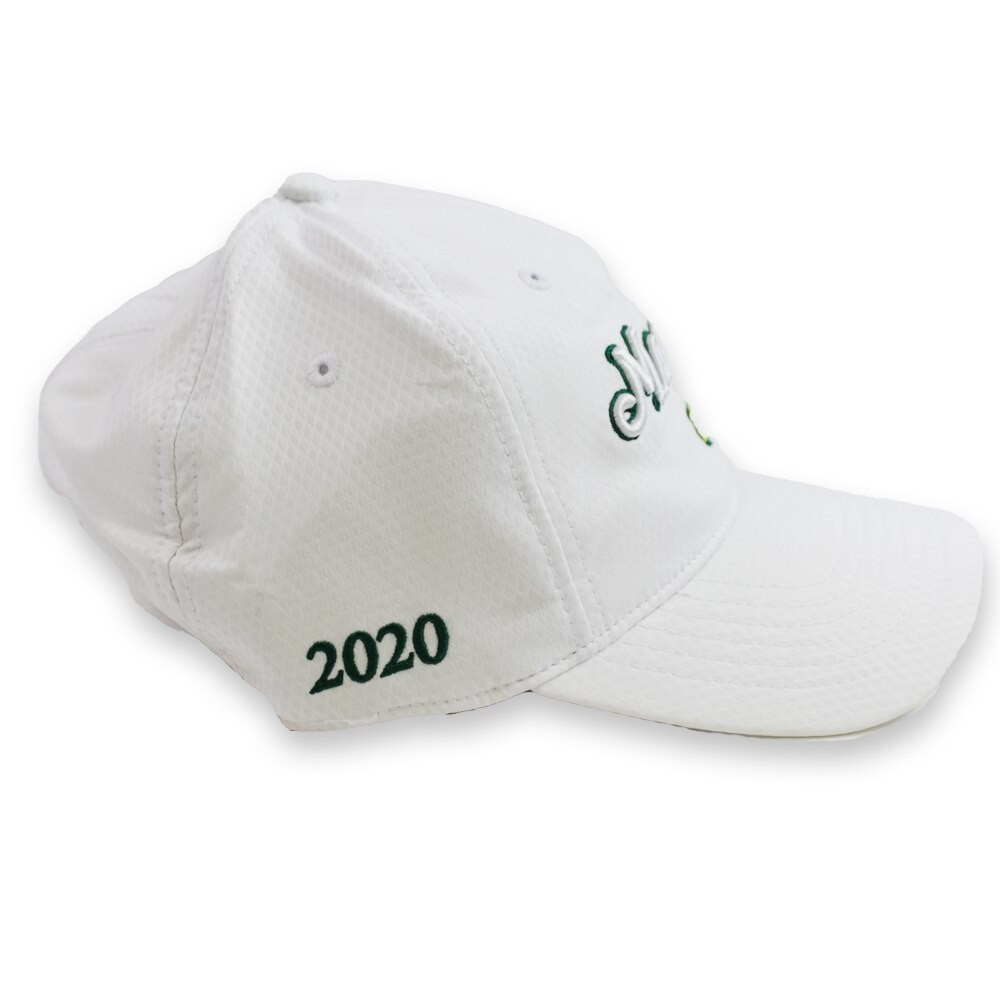 2020 Performance White Logo Hat Image a