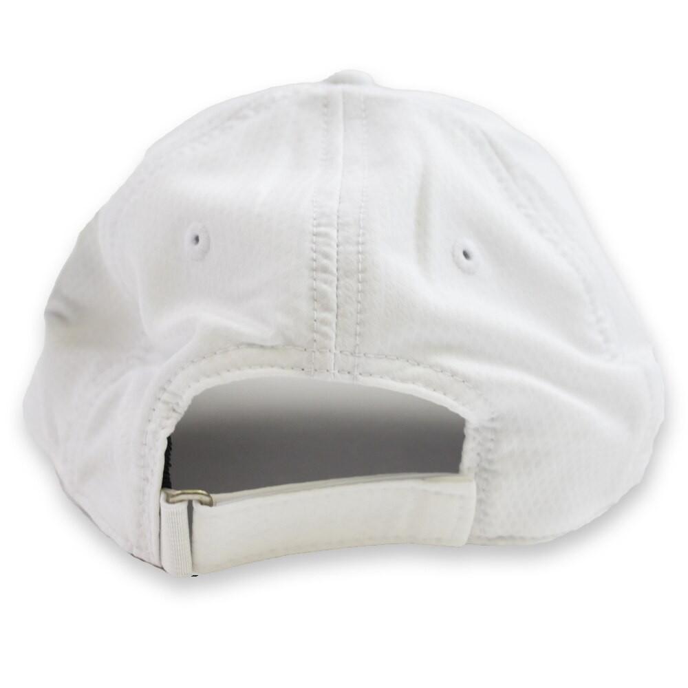 2020 Performance White Logo Hat Image a