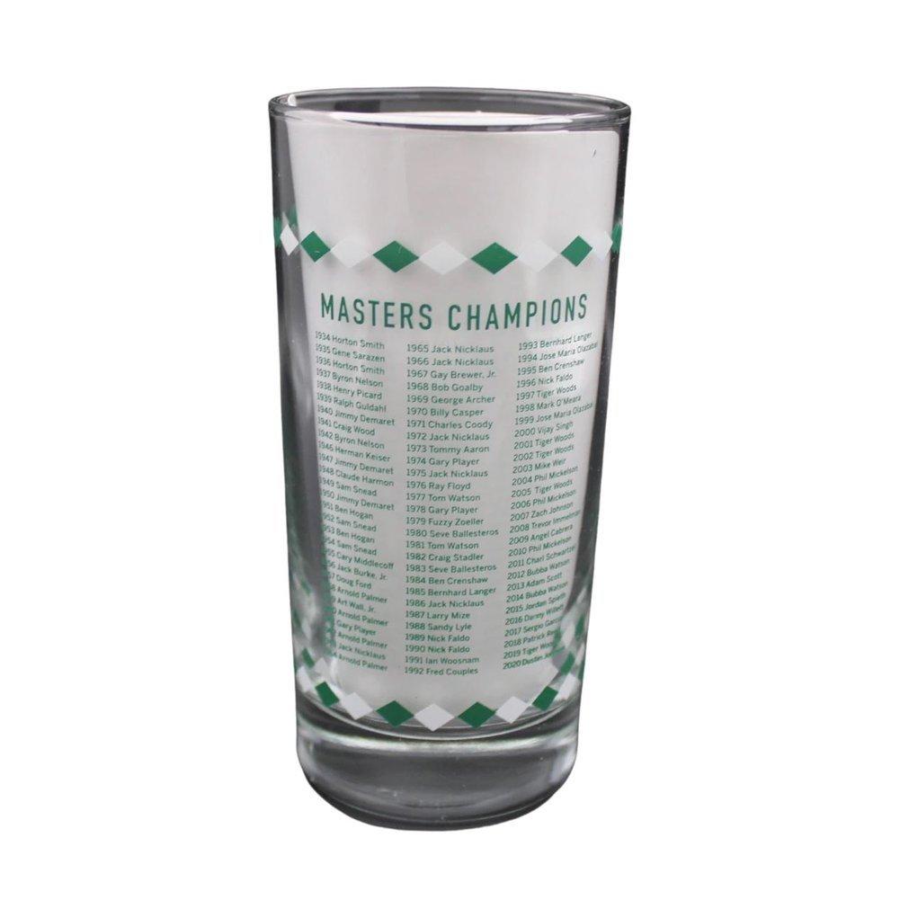 2021 Masters 13 oz Commemorative Glass Image a