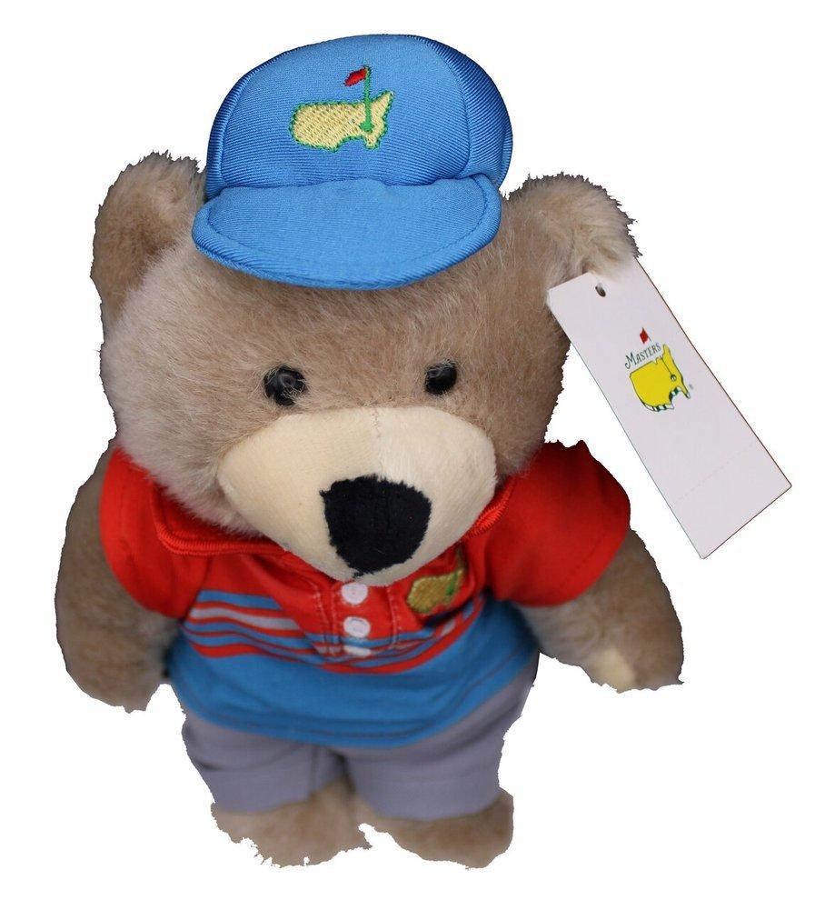 2021 Masters Commemorative Bear Image a