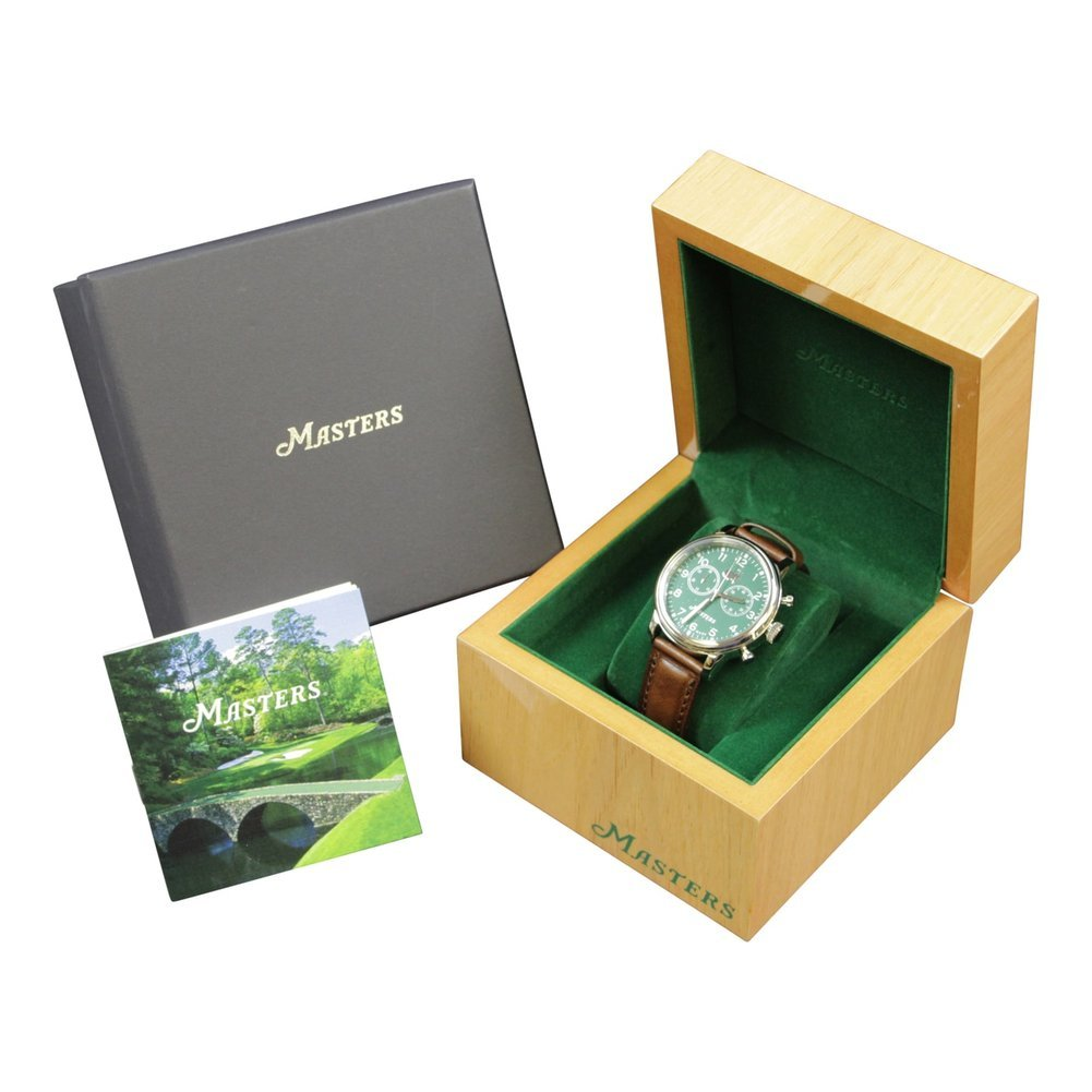 2021 Masters Commemorative Watch - Limited Quantity Image a