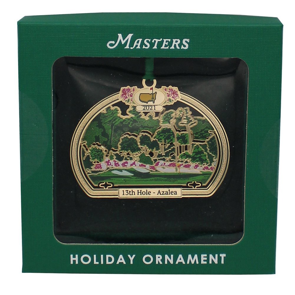 2021 Masters Holiday Ornament Image a