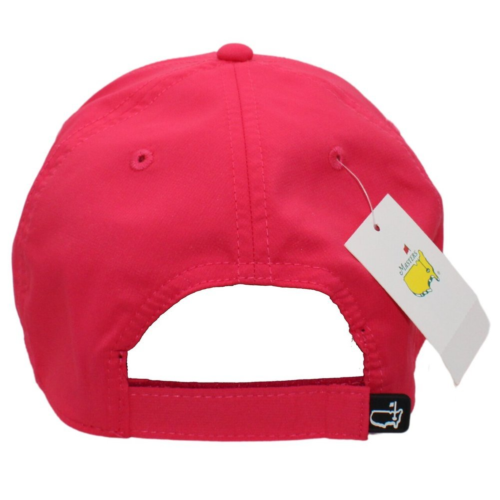 2021 Masters Ladies Pink Caddy Hat Image a