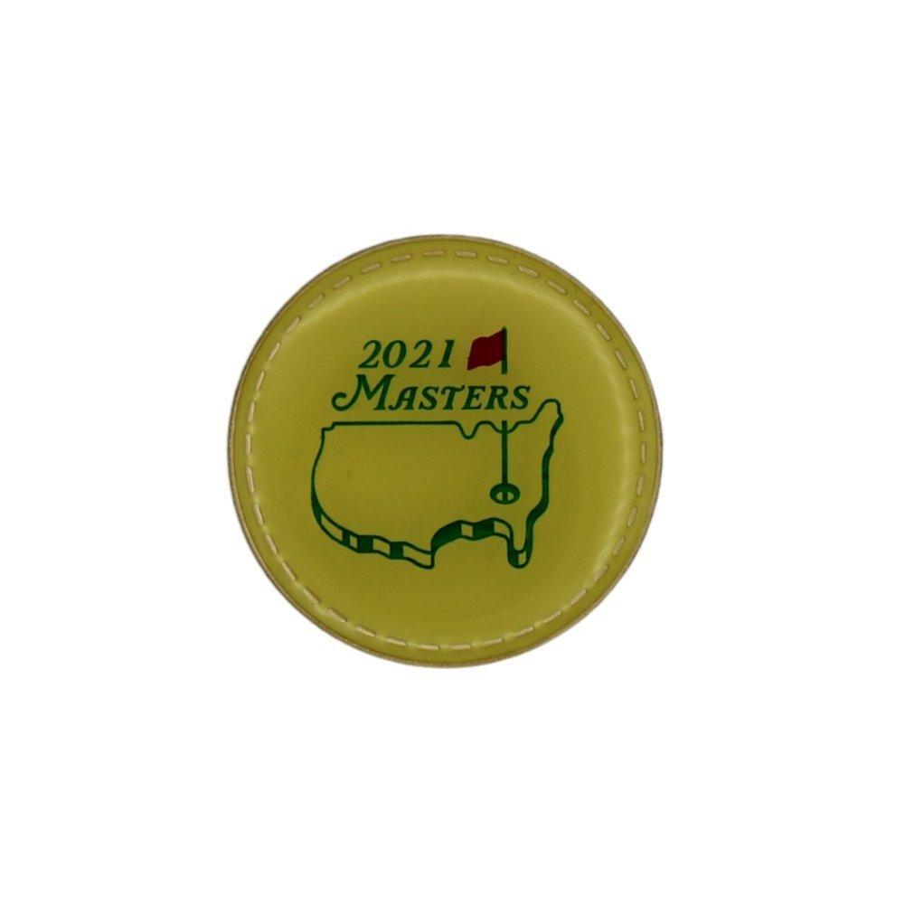 2021 Masters Single Commemorative Ball Marker Image a