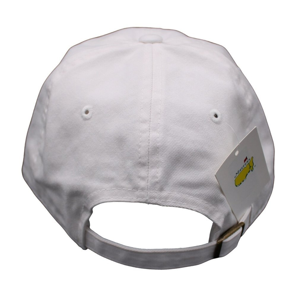 2021 Masters White Caddy Hat Image a