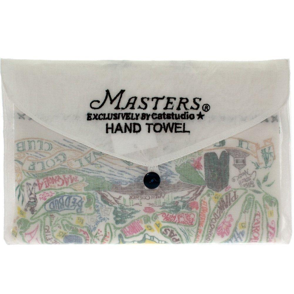 Masters Cat Studio Hand Towel Image a