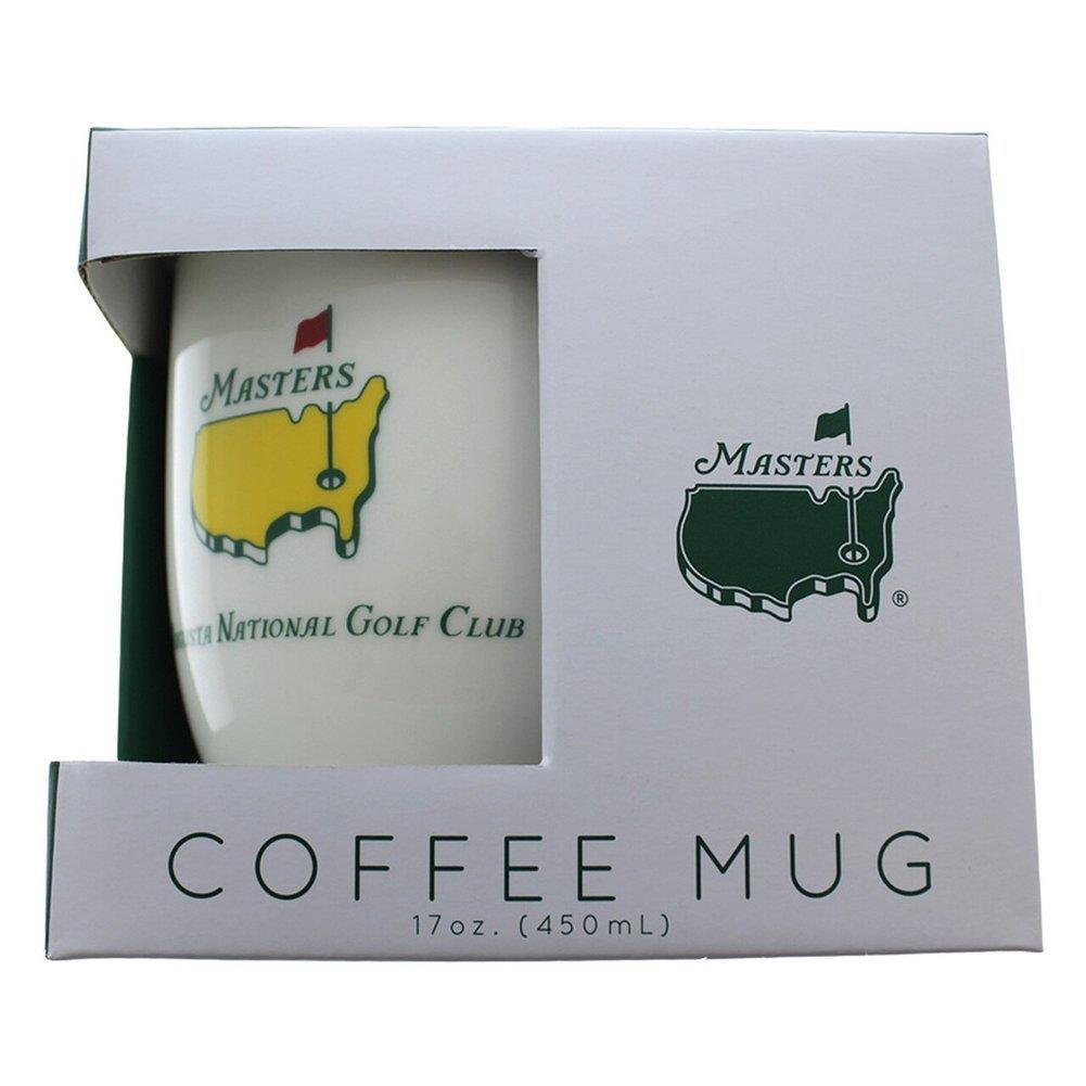 Masters Ceramic White Coffee Mug Image a