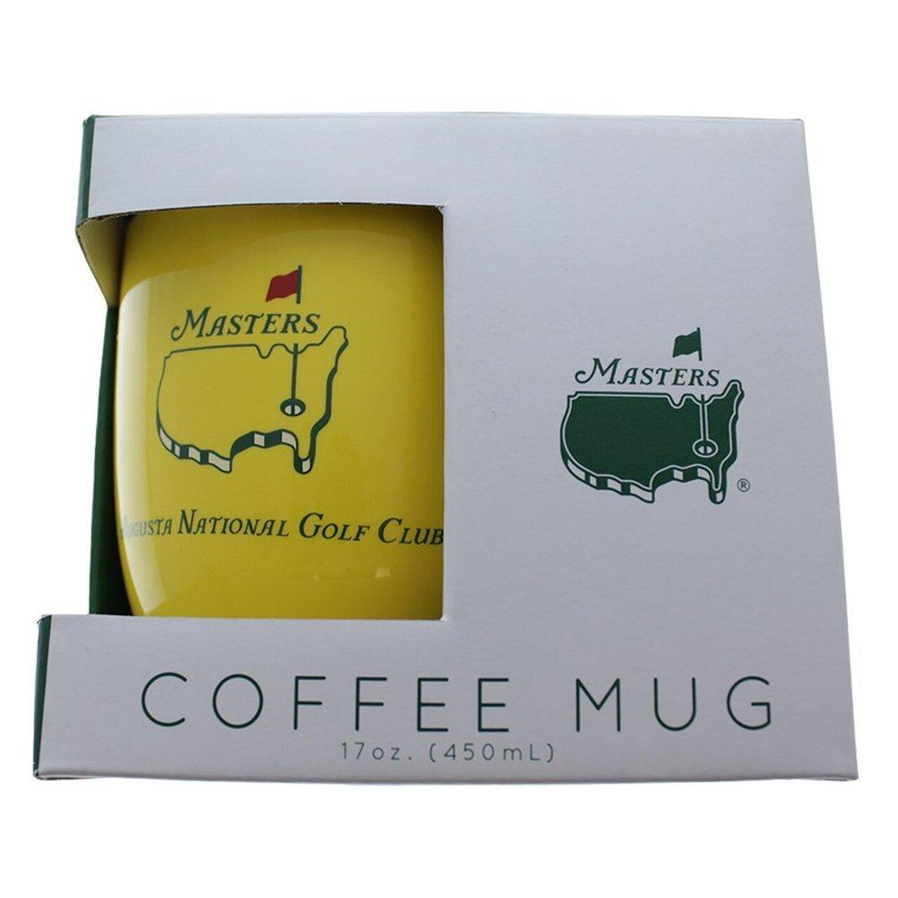 Masters Ceramic Yellow Coffee Mug Image a