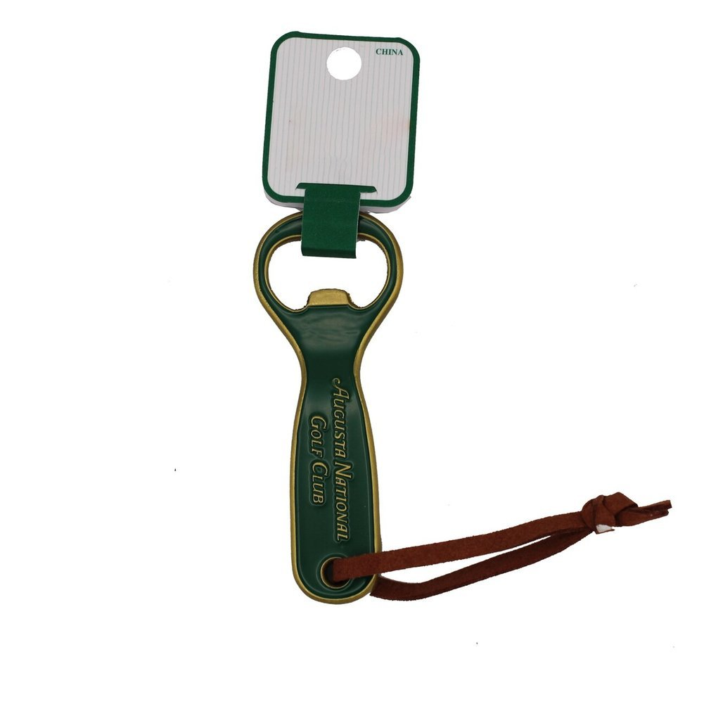 Masters Green Bottle Opener Image a