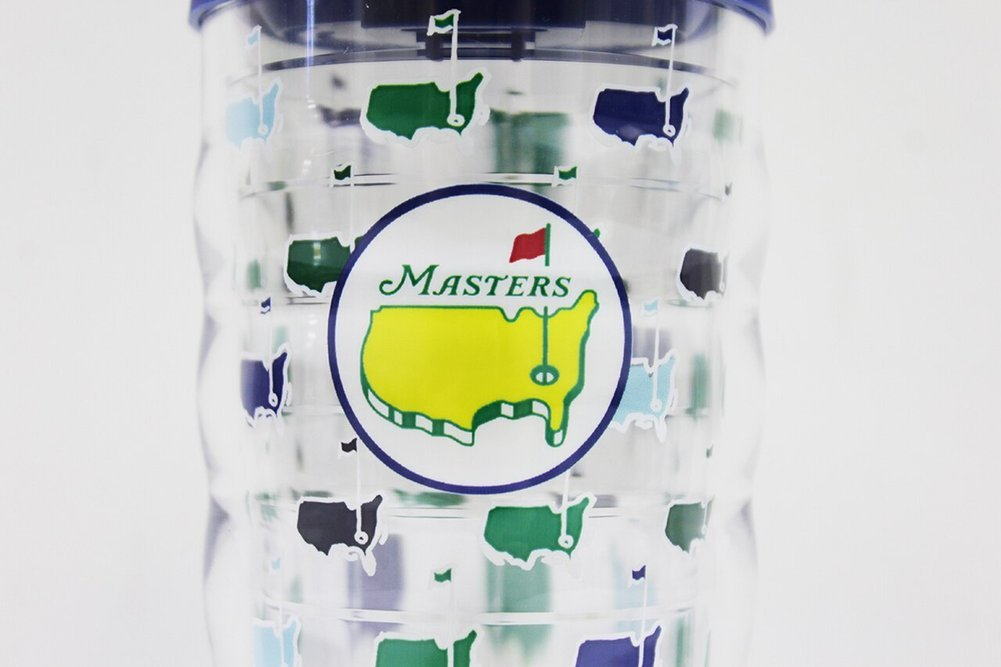 Masters Kids Tervis Tumbler with Navy Lid - 10 oz Image a