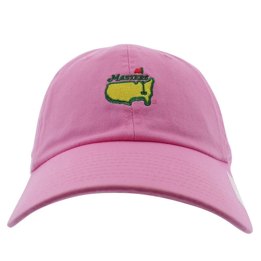 Masters Ladies Caddy Hat - Pink Image a