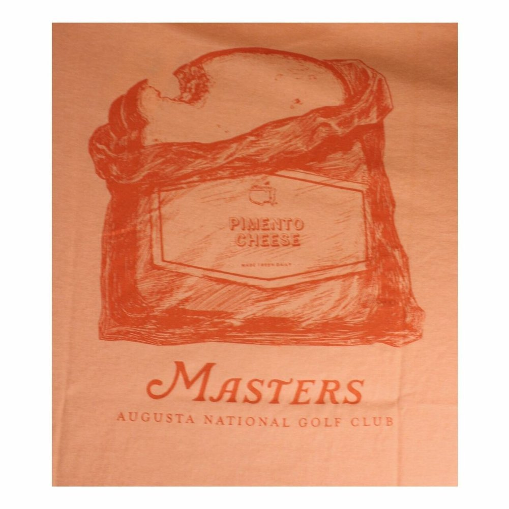 Masters Pimento Cheese T-Shirt Image a